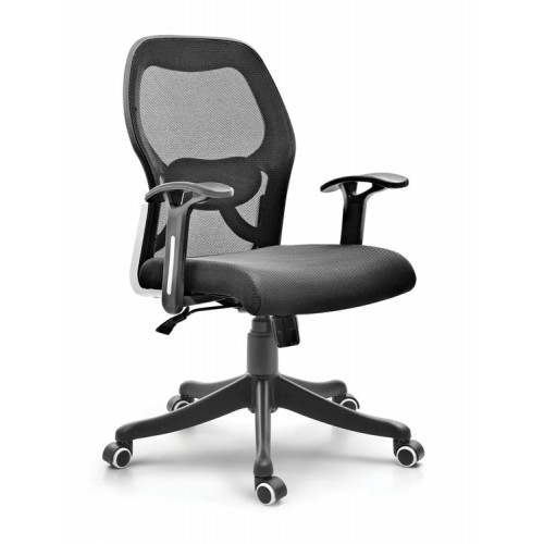 Executive Medium Back Mesh Chair EEC 522